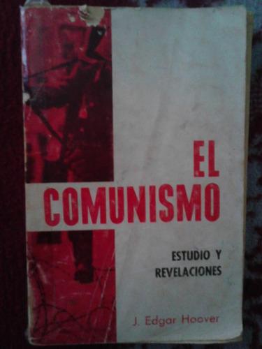 el comunismo edgar hoover