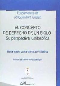 el concepto de derecho de un siglo(libro teoria)
