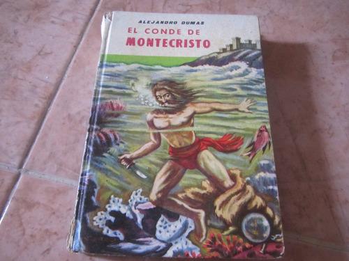 el conde de montecristo, alejandro dumas, tomo i, novela