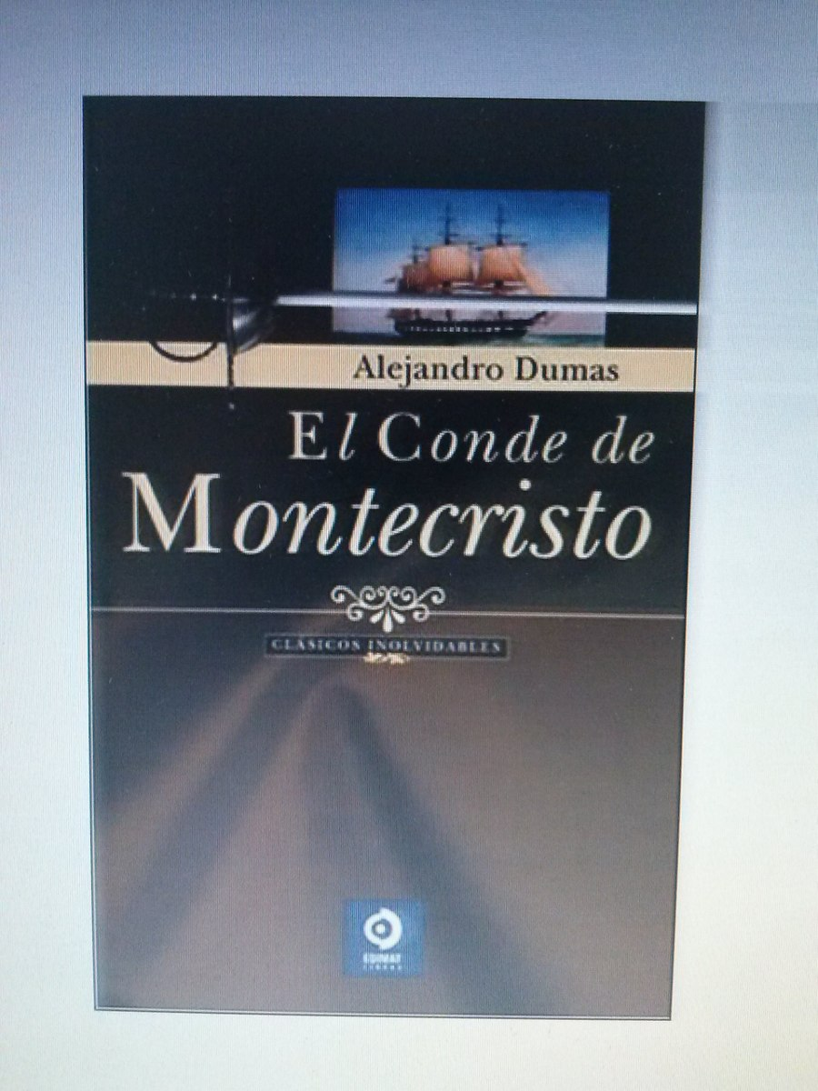 El Conde De Montecristo Pdf