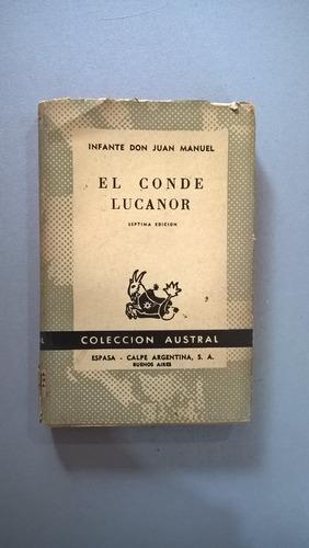 el conde lucanor - infante don juan manuel