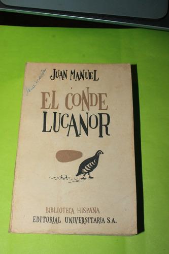 el conde lucanor  juan manuel