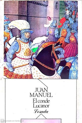 el conde lucanor, juan manuel