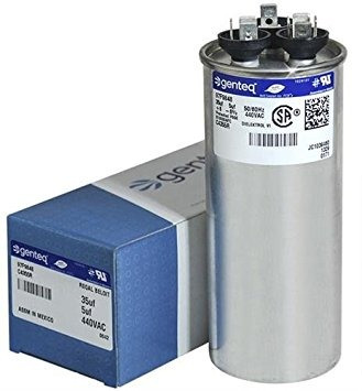 el condensador genteq ronda 35/5 mfd 440 voltios 97f9848 (s