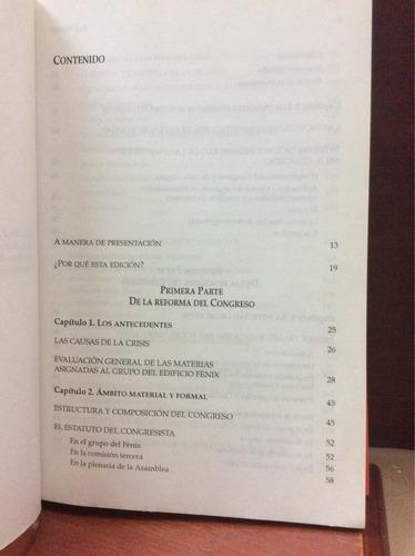 el congreso en la constitución de 1991 - alfonso palacio