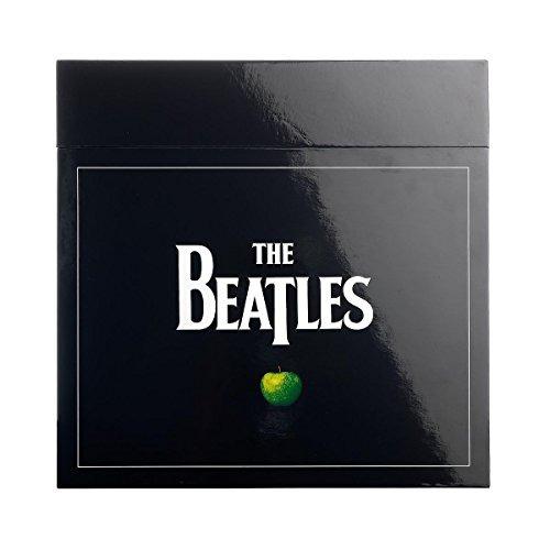 el conjunto de cajas de vinilo estéreo the beatles