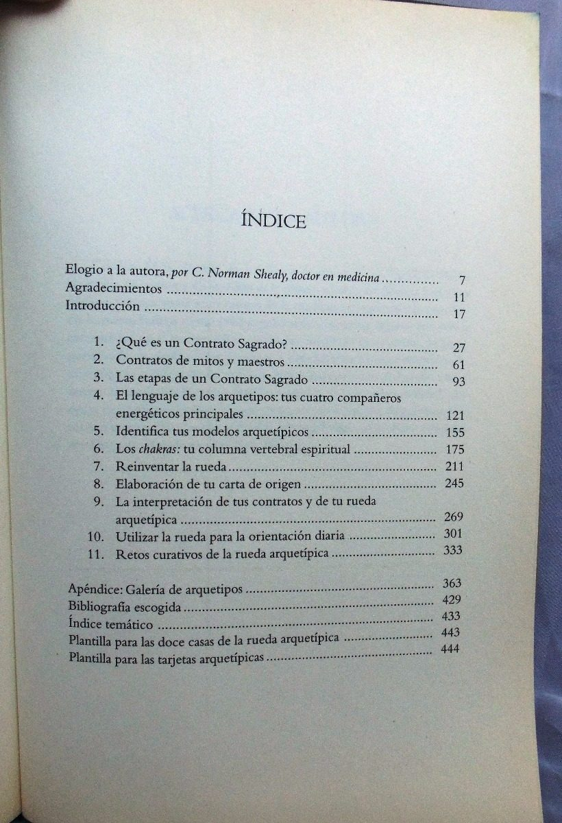 El Contrato Sagrado Caroline Myss Autora Anatomia D Espiritu ...