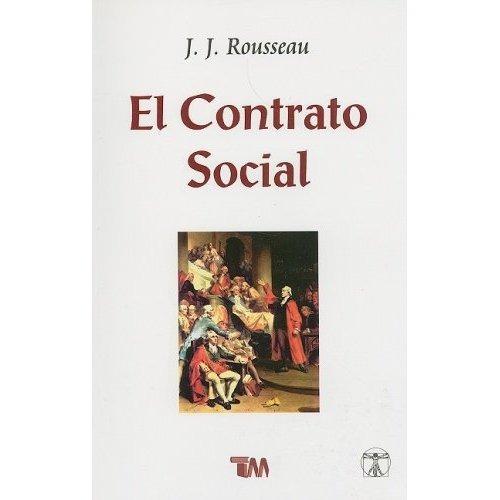 el contrato social jean-jacques rousseau