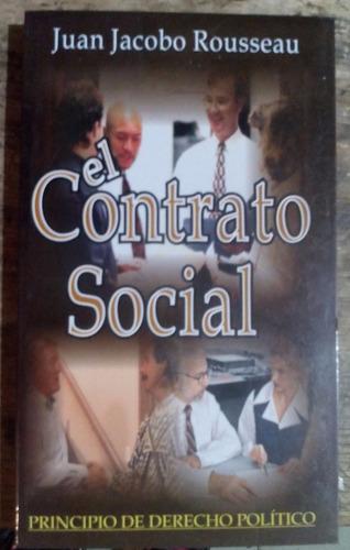 el contrato social. juan jacobo rousseau.