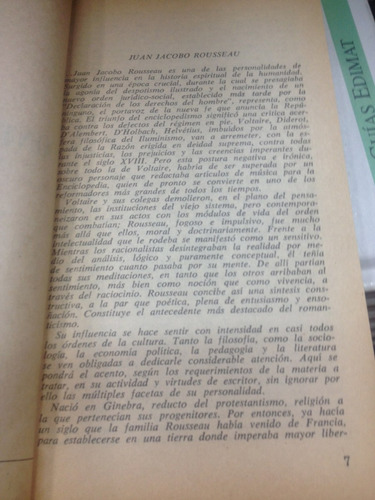 el contrato social - juan jacobo rousseau - ed. bedout