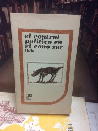 el control político en el cono sur. seminario. sociología