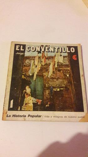 el conventillo - 1 / historia popular - jorge páez