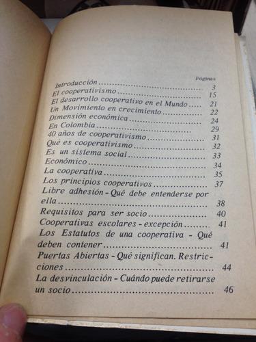 el cooperativismo camino de la revolucion en colombia, ortiz