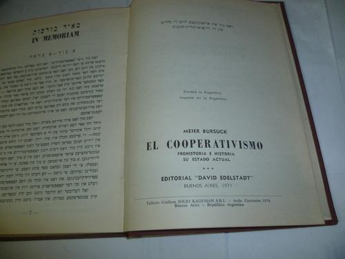el cooperativismo - prehistoria e historia