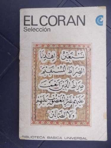 el coran mahoma seleccion de textos ceal