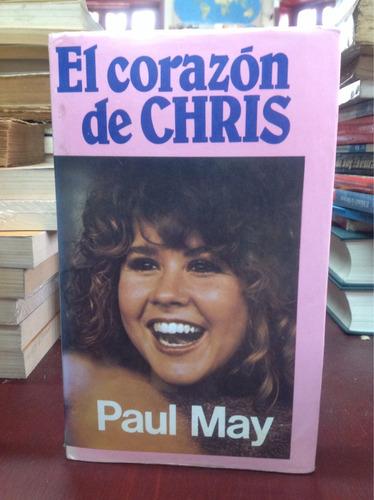 el corazón de chris. paul may