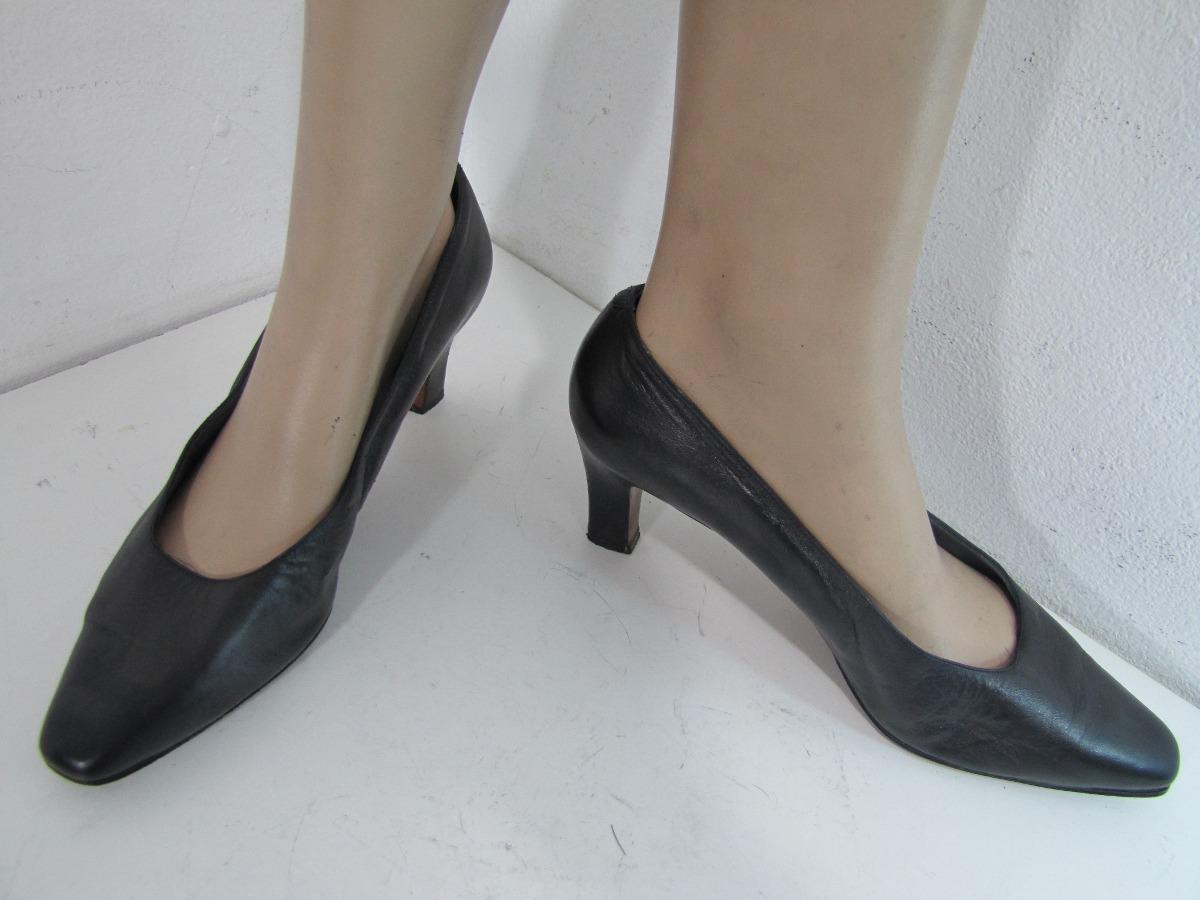 El corte ingles zapatos cuero negro talla 39 env o gratis for Zapatos el corte ingles