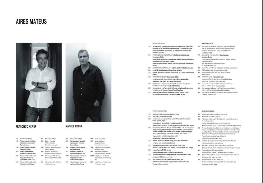 El croquis 154 aires mateus 2002 2011 libro en pdf bs for El croquis pdf