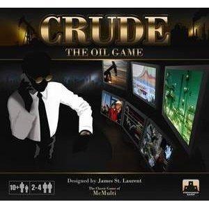 el crudo de petróleo juego