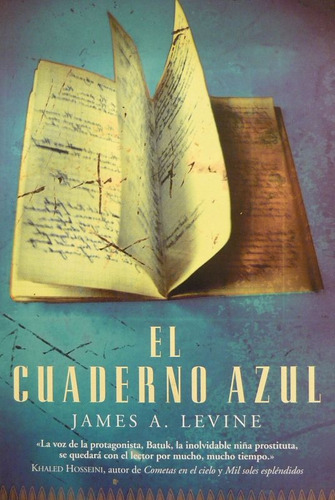 el cuaderno azul, james levine, ed. mosaico