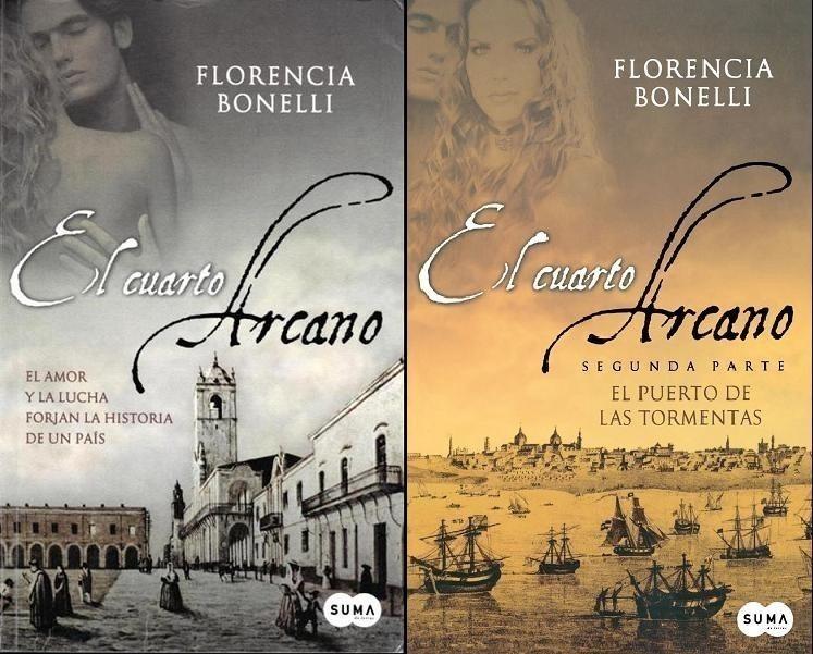 El Cuarto Arcano - 2 Libros - Florencia Bonelli - - $ 45,00 en ...