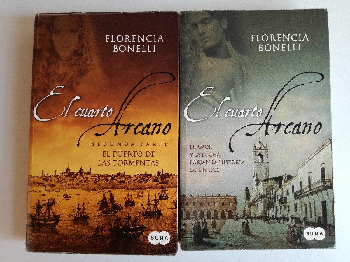El Cuarto Arcano De Florencia Bonelli, 2 Tomos - $ 500,00 en Mercado ...