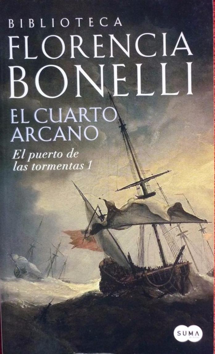 El Cuarto Arcano - El Puerto De Las Tormentas - 3 Libros - $ 420,00 ...