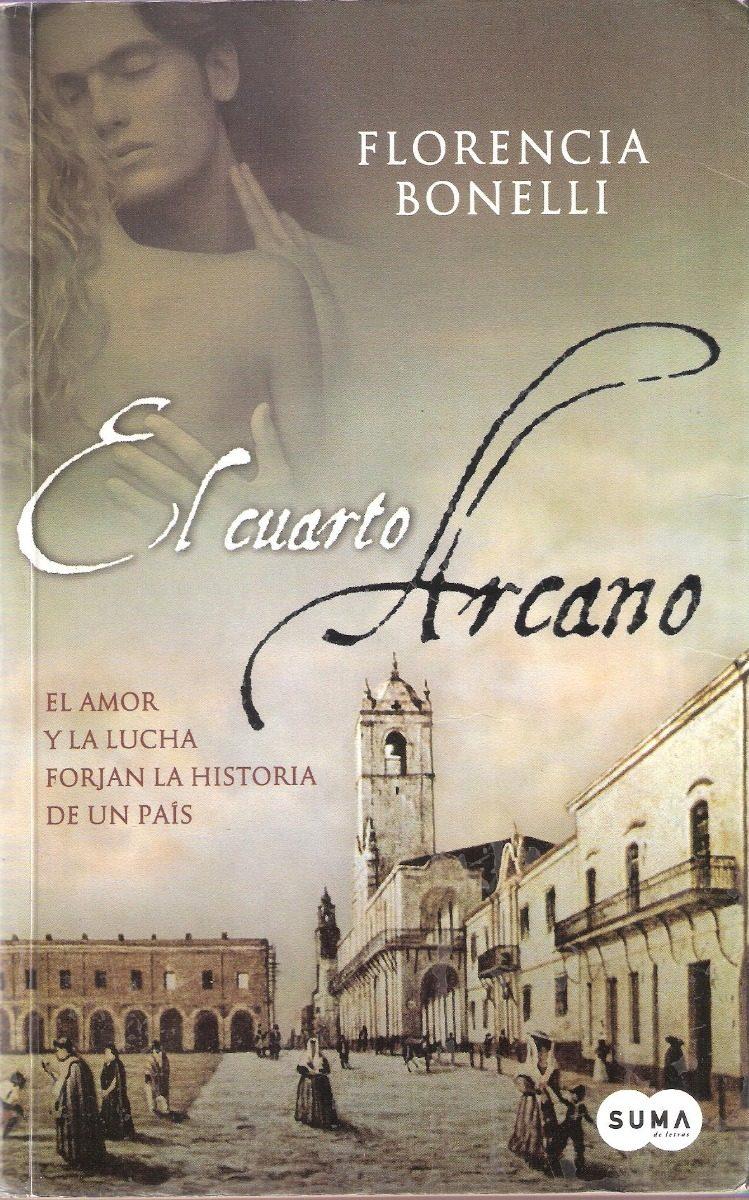 Nice El Cuarto Arcano Images >> Florencia Bonelli El Cuarto Arcano ...