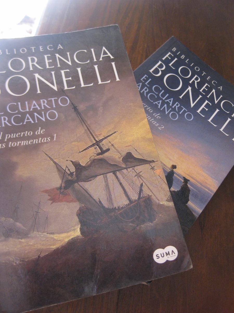 El Cuarto Arcano I I Florencia Bonelli - $ 350,00 en Mercado Libre