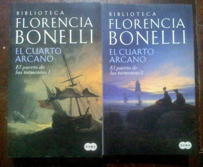 El Cuarto Arcano Tomo 1 Y 2 Florencia Bonelli - $ 350,00 en Mercado ...