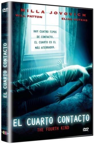 El Cuarto Contacto. Dvd