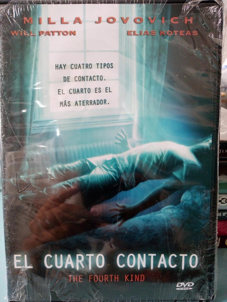 El Cuarto Contacto. Pelicula En Dvd.