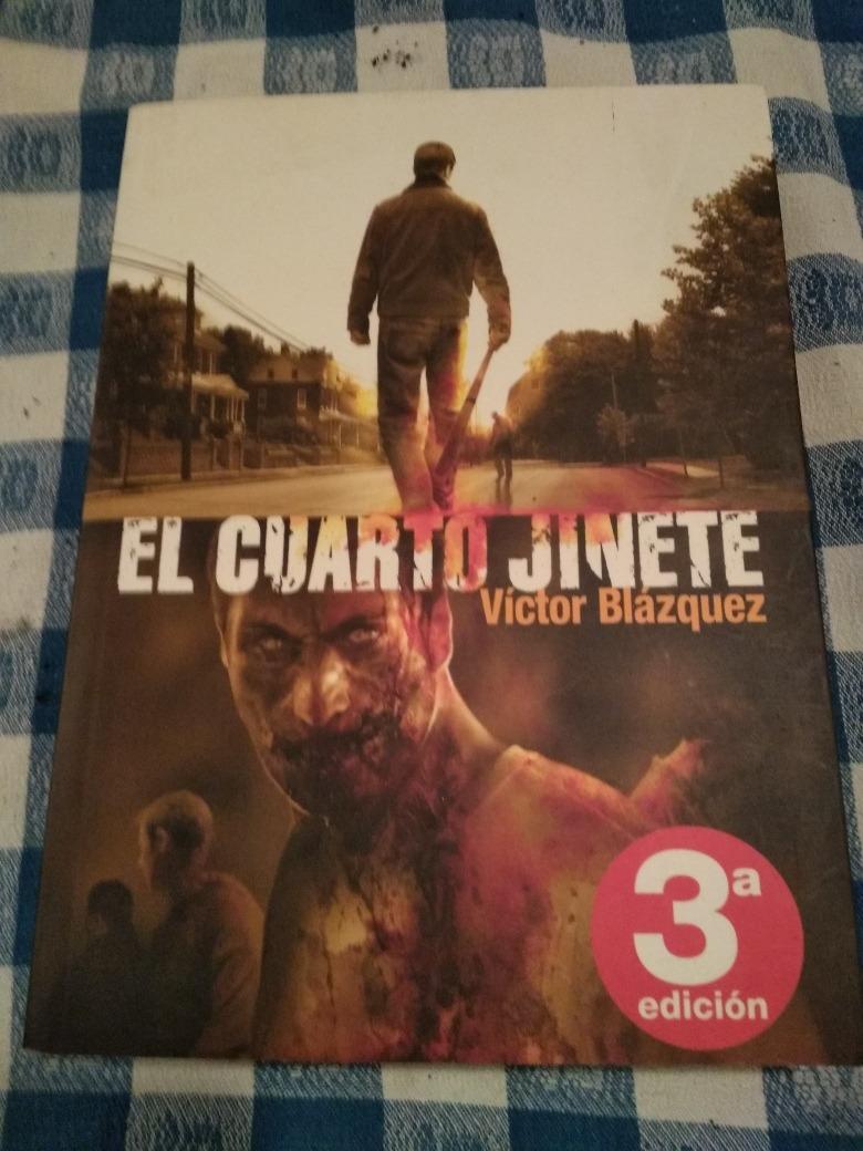 El Cuarto Jinete - Victor Blázquez - Dolmen Editorial - $ 290,00 en ...