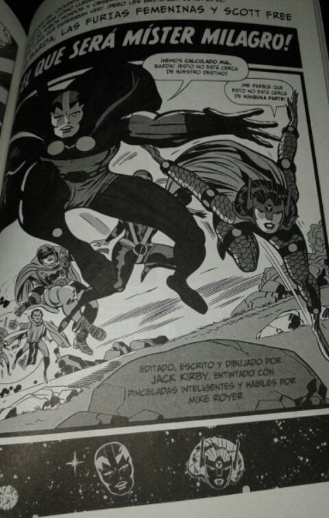 El Cuarto Mundo De Jack Kirby 9. Clásicos Dc Comics. - $ 1.500,00 en ...