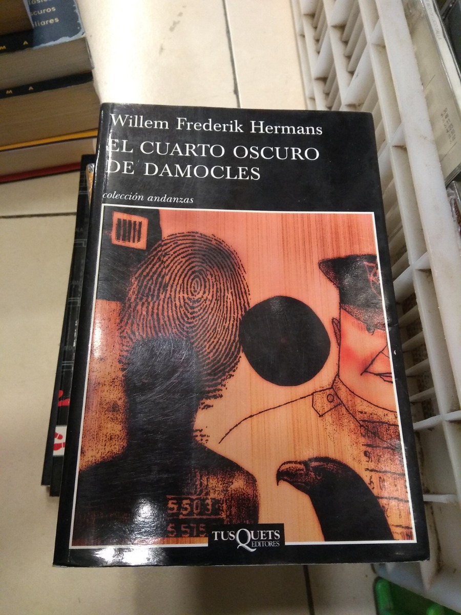 El Cuarto Oscuro De Damocles Willem F Hermans - $ 234,00