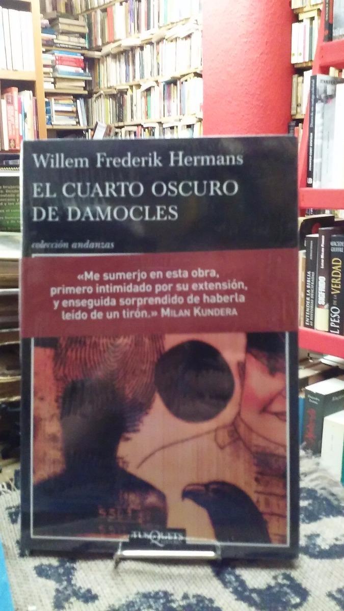 El Cuarto Oscuro De Damocles - Willem Hermans - $ 200,00 en Mercado ...