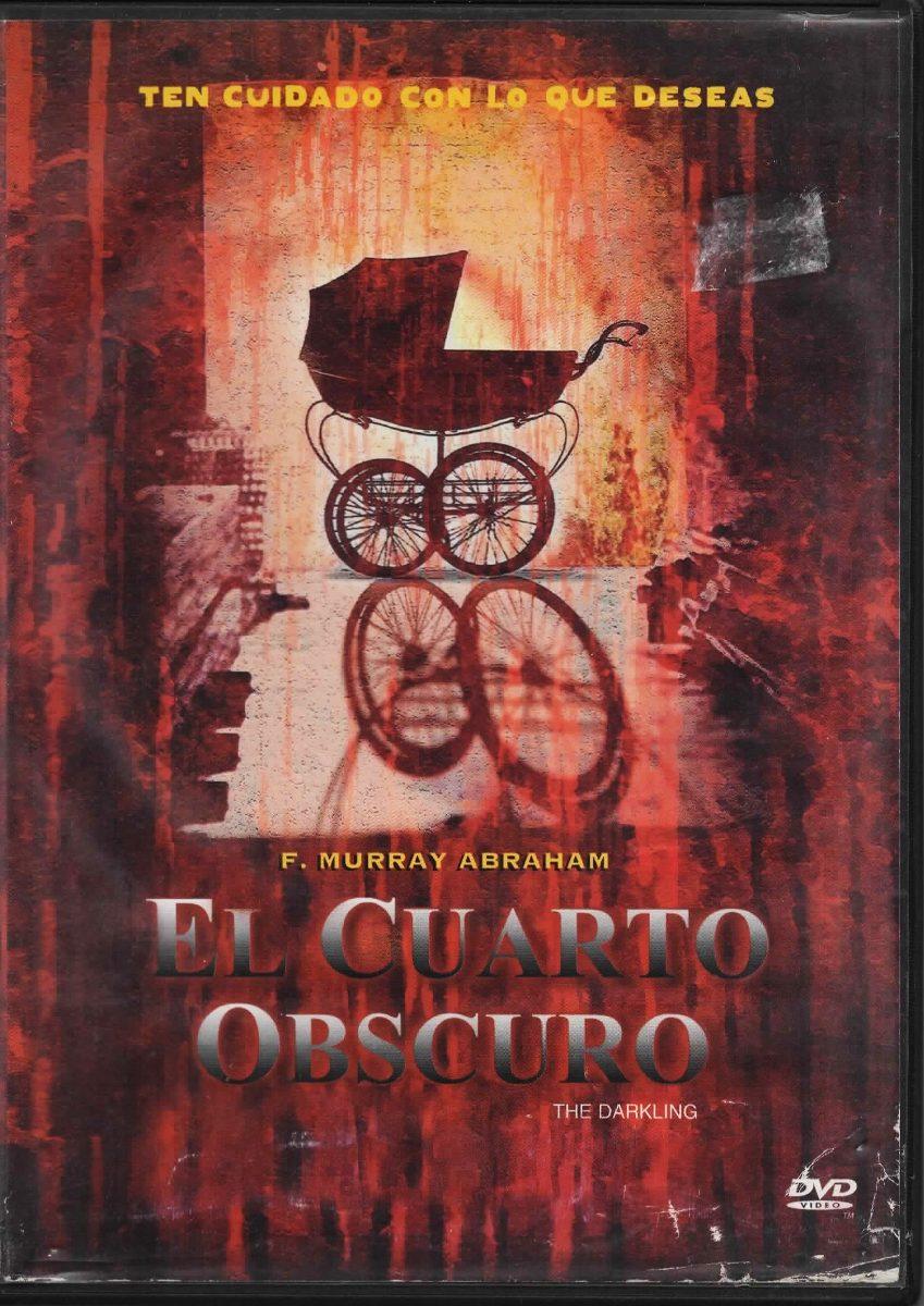 El Cuarto Oscuro - F. Murray Abraham - 1 Dvd - $ 49.00 en Mercado Libre