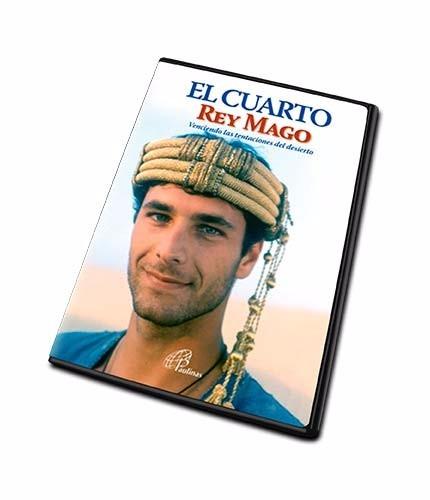 El Cuarto Rey Mago - Dvd Original - $ 150,00 en Mercado Libre