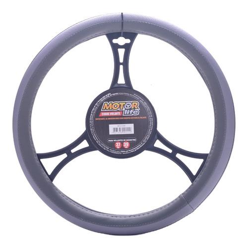 el cubre volante gris city motorlife