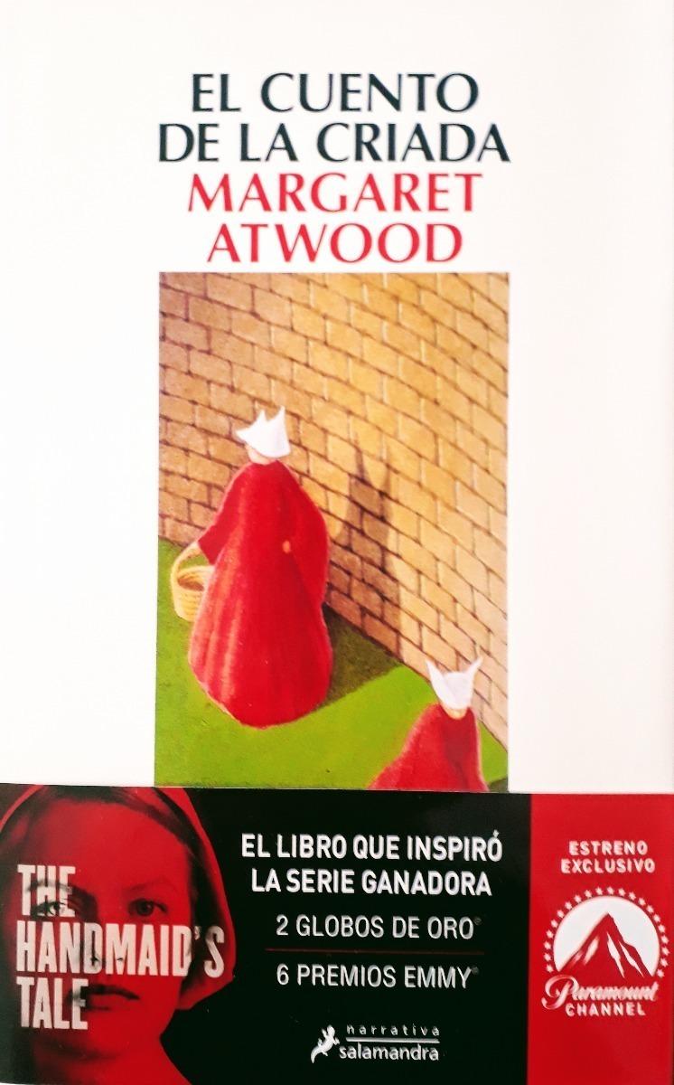 Características. Título del libro EL CUENTO DE LA CRIADA ...