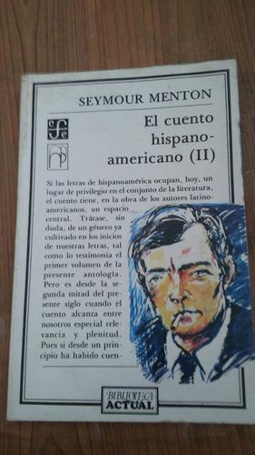 el cuento hispanoamericano 2