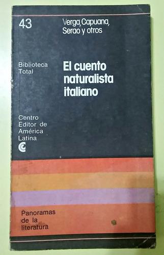 el cuento naturalista italiano verga, capuano, serao y otros