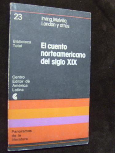 el cuento norteamericano del s. x i x irving melville london