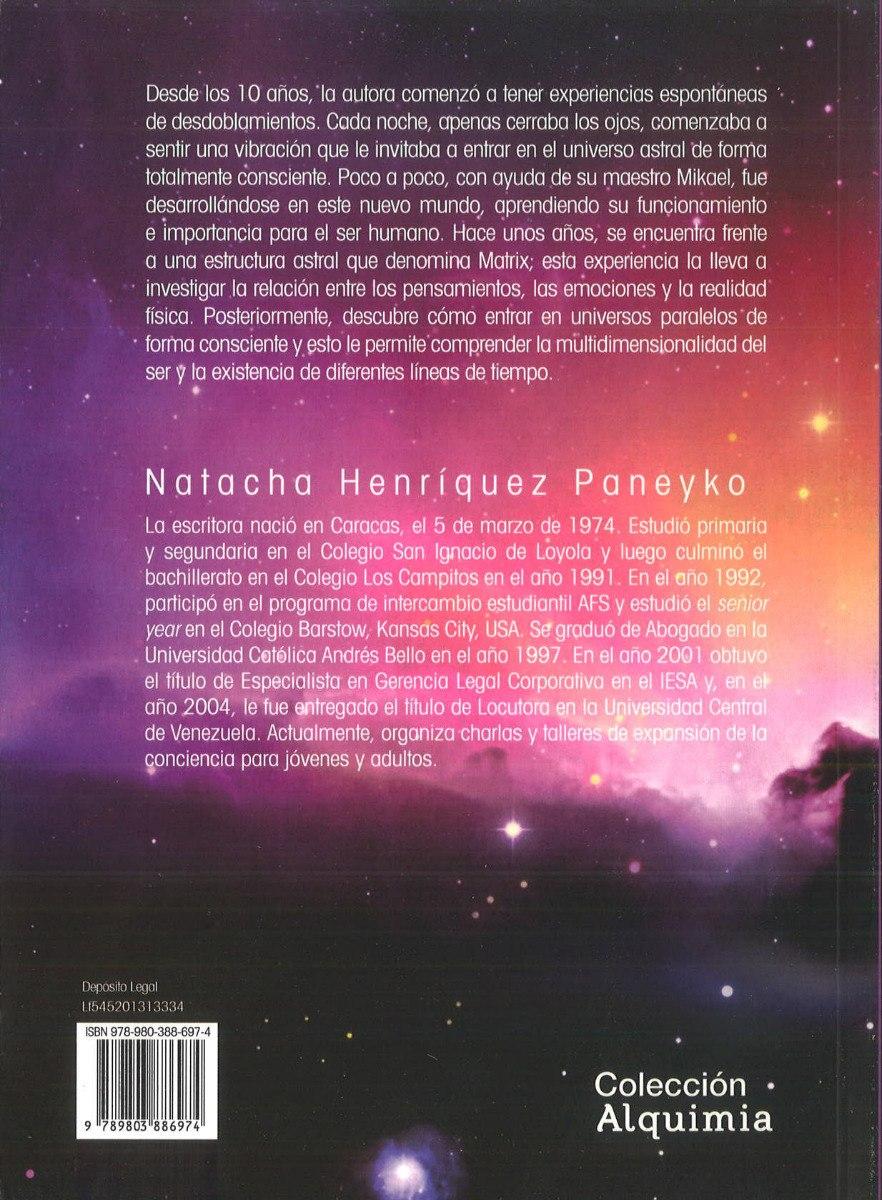 el cuerpo astral / natacha henriquez paneyko. Cargando zoom.