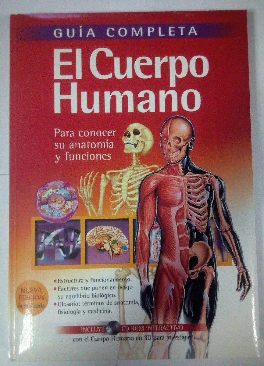 El Cuerpo Humano Con Cd, Libro Nuevo Original - S/ 225,00 en Mercado ...