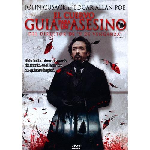 el cuervo guia para un asesino dvd