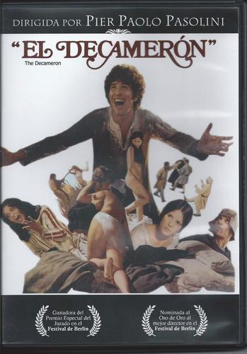 el decamerón cine de arte pier paolo pasolini dvd nacional