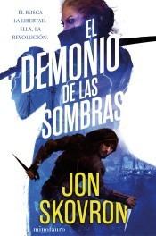 el demonio de las sombras(libro novela y narrativa extranjer