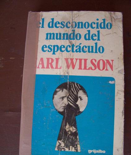 el desconocido mundo del espectáculo-51 6pag-earl wilson-hm4