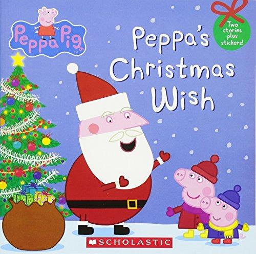 El Deseo Navideño De Peppa Peppa Pig 34777 En Mercado Libre